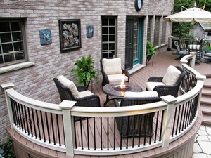 PVC Decking Photo Gallery