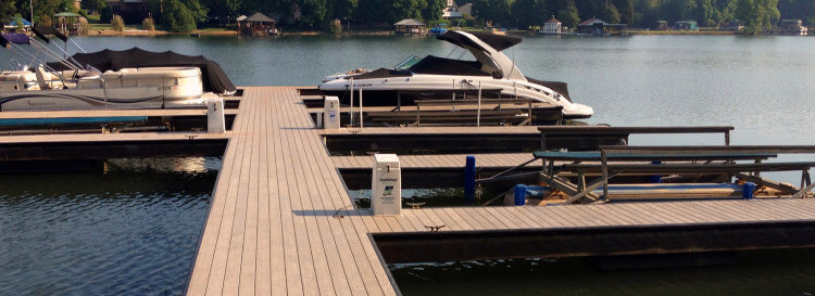 Docks and Marinas